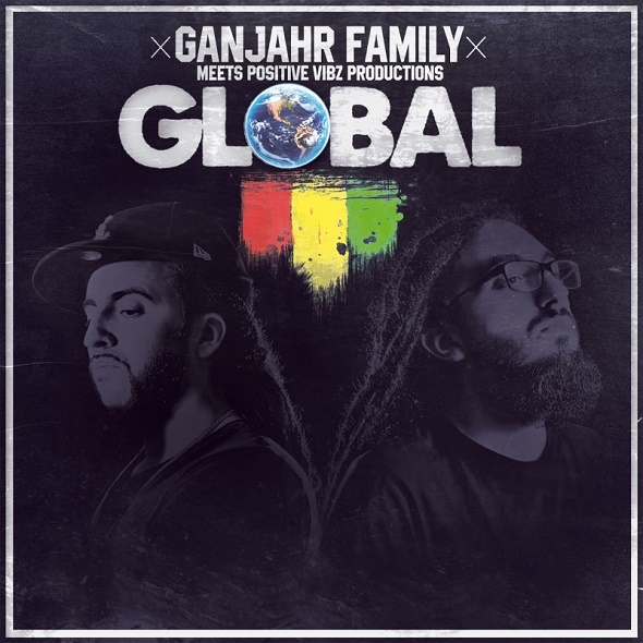 Ganjahr Family – Global (2015) EP