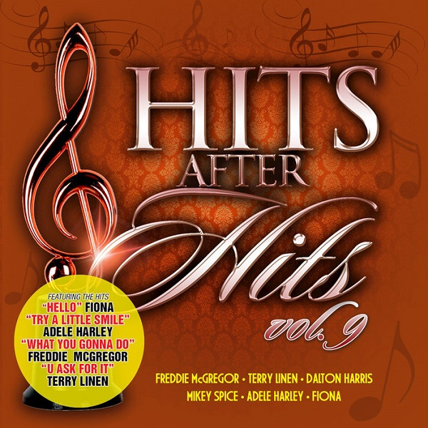 HITS AFTER HITS - VOL. 9 [JOE FRASER RECORDS] (2016)