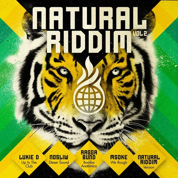 NATURAL RIDDIM VOL.2 [WARNER MUSIC GROUP] (2016)