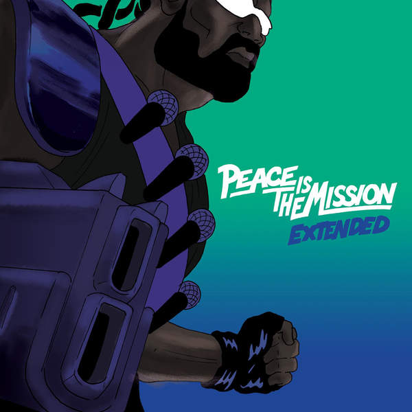 MAJOR LAZER - PEACE IS THE MISSION [EXTENDED] (2015) ALBUM