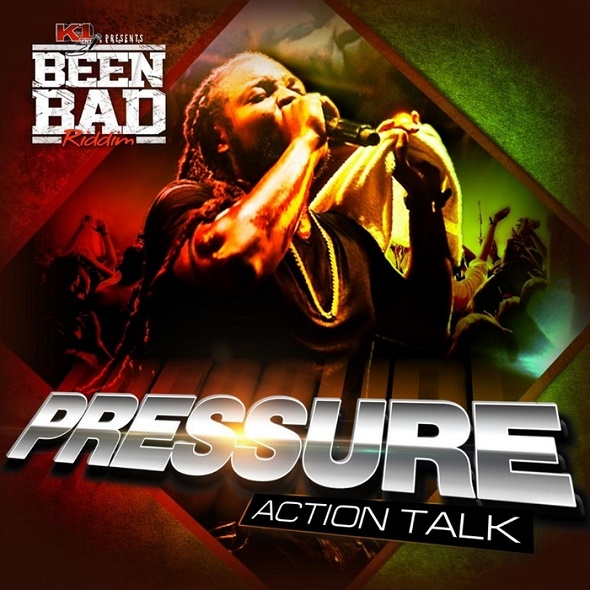 PRESSURE - ACTION TALK (2016) SINGLE