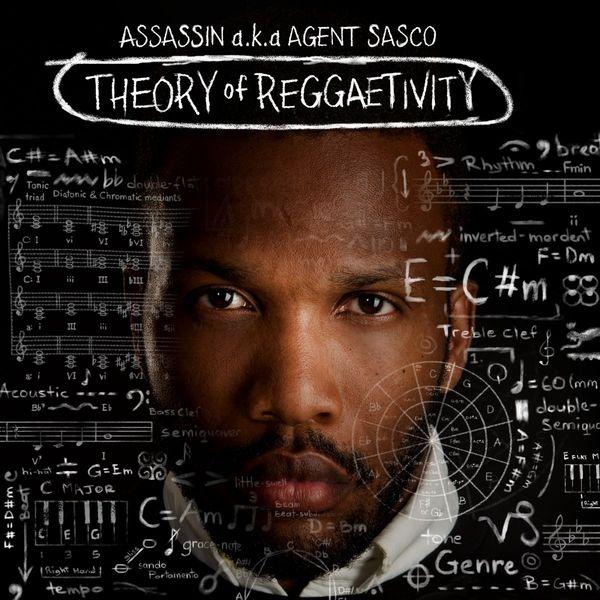 Assassin aka Agent Sasco - Theory Of Reggaetivity (2016) Album