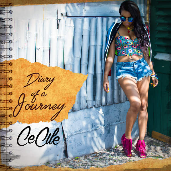 Ce'Cile – Diary of a Journey (2016) Album