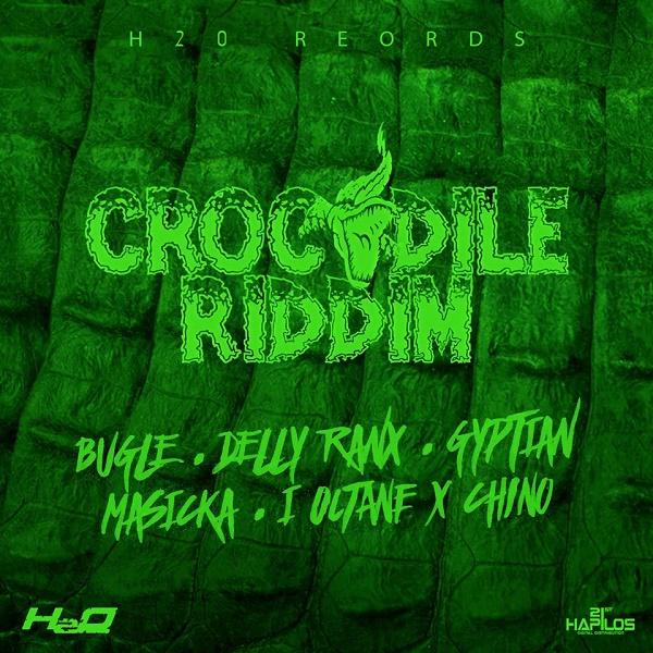 CROCODILE RIDDIM [H2O RECORDS] (2016)