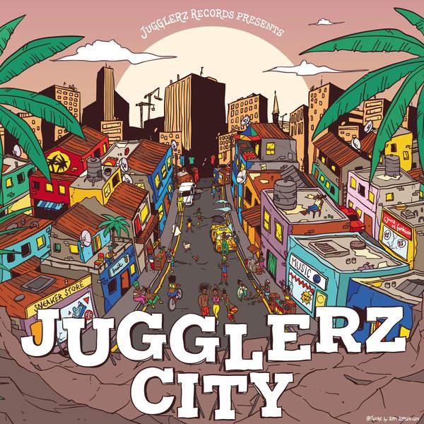 Jugglerz City [Jugglerz Records] (2016) Album