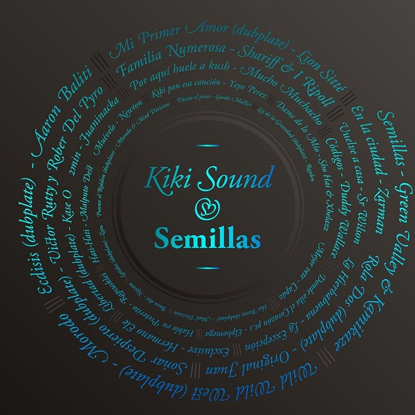Kiki Sound – Semillas (2016) Mixtape