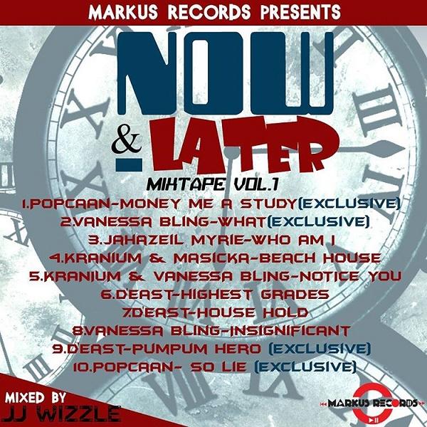 Markus Records presents: Now & Later Vol.1 (2016) Mixtape