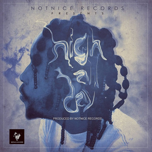 POPCAAN - HIGH ALL DAY (2016) SINGLE