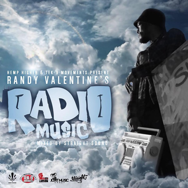 Hemp Higher & Tek-9 Movements presents: Randy Valentine - Radio Music (2016) Raptape