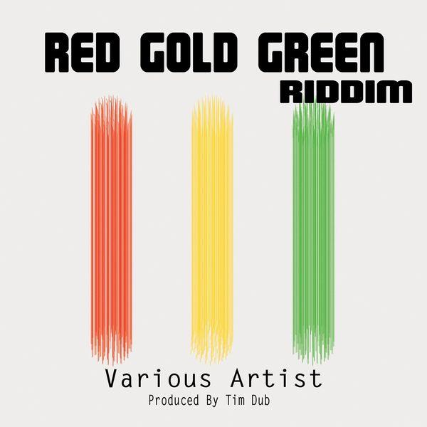 RED GOLD GREEN RIDDIM [DUB TONE MUSIC] (2016)