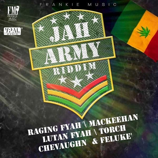 JAH ARMY RIDDIM [FRANKIE MUSIC] (2016)