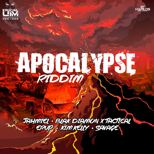Apocalypse Riddim [UIM Records] (2016)