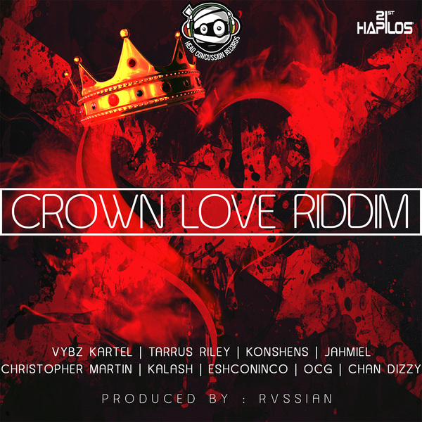 Crown Love Riddim [Head Concussion Records] (2016)