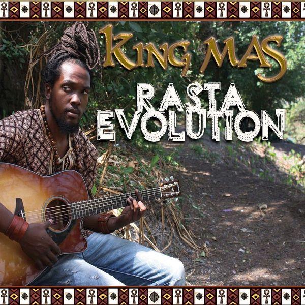 King Mas - Rasta Evolution (2016) Album