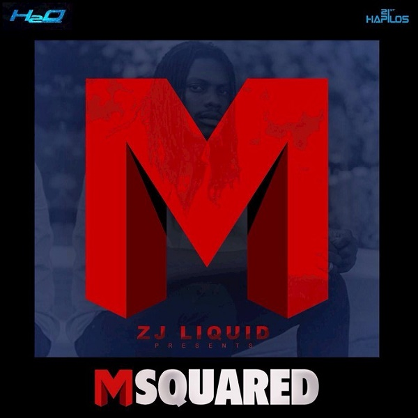 Zj Liquid - MSquared (2016) Album