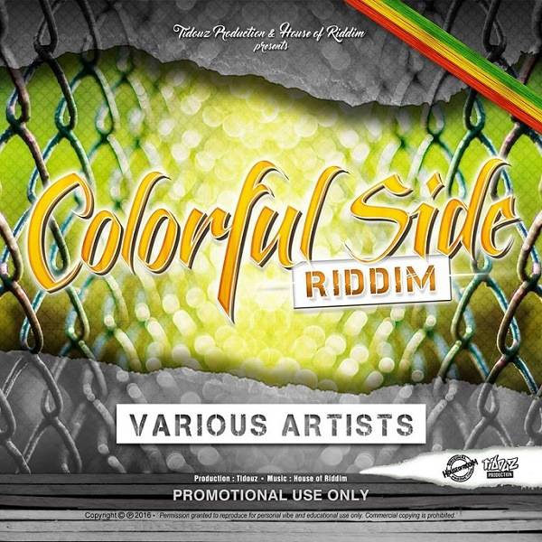Colorful Side Riddim [Tidouz / House Of Riddim] (2016)