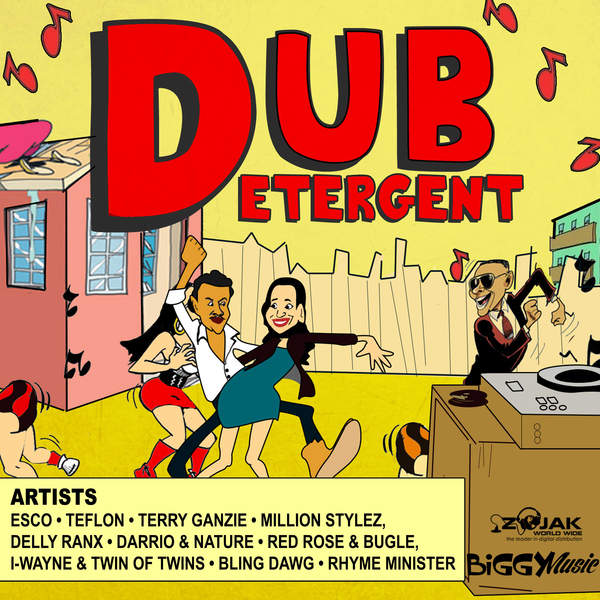 Dub Detergent [Biggy Music] (2016)