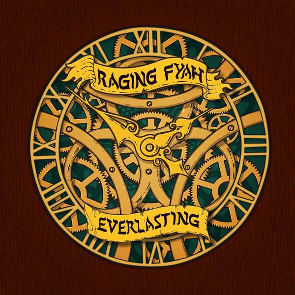 Raging Fyah - Everlasting (2016) Album