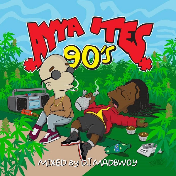 Ayya Ites – 90's (2017) EP