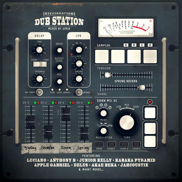 Irievibrations - Dub Station (2017) Album