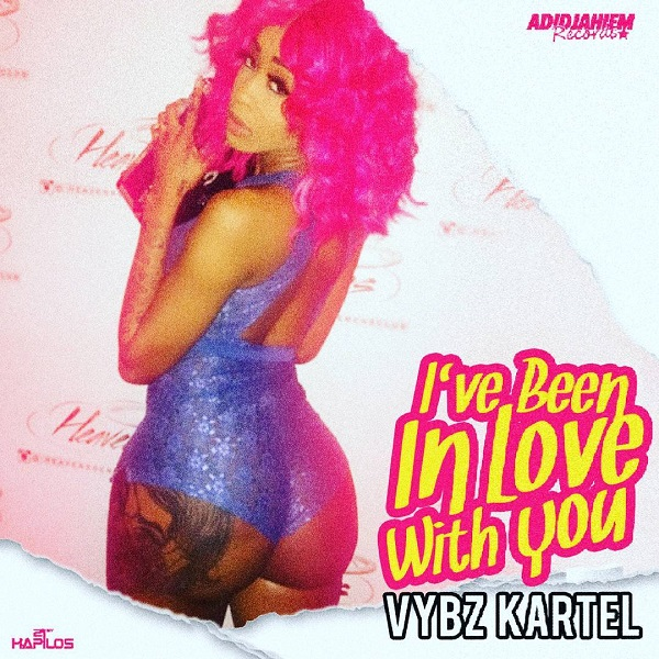 Vybz Kartel - I've Been In Love With You (2017) Single