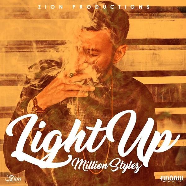 Million Stylez – Light Up (2017) EP
