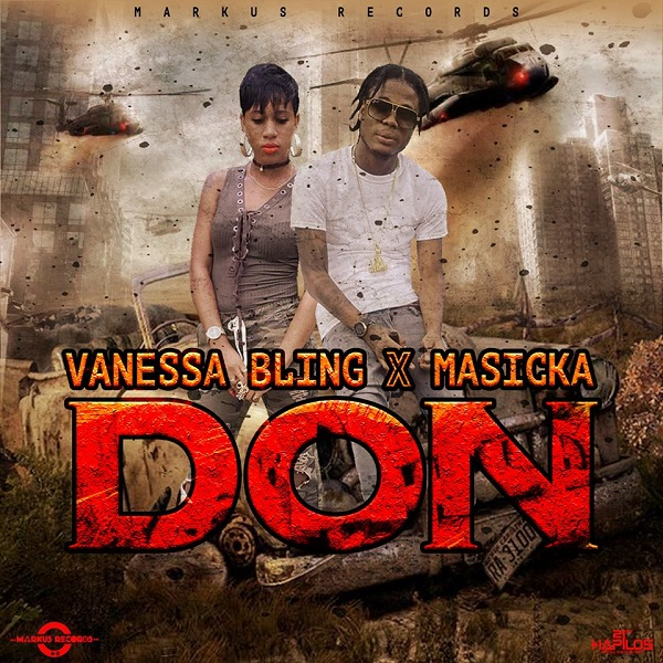 Vanessa Bling x Masicka – Don (2017) Single