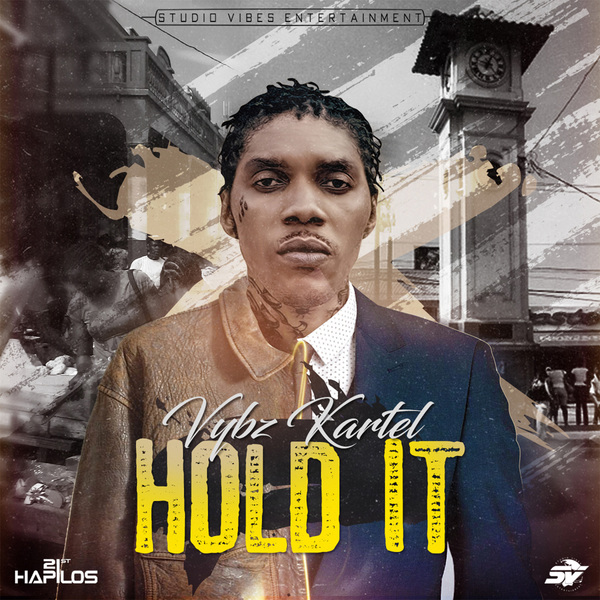 Vybz Kartel - Hold It (2017) Single