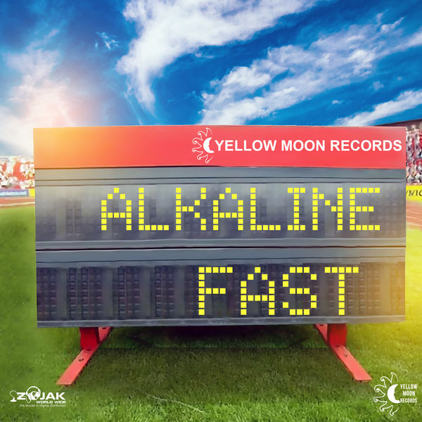 Alkaline – Fast (2017) Single