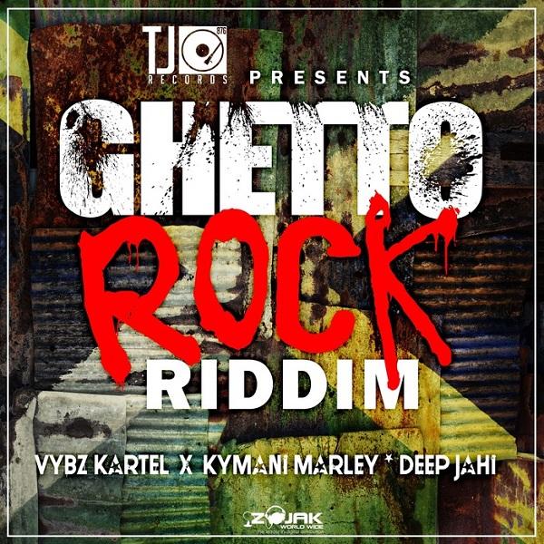 Ghetto Rock Riddim [TJ Records] (2017)