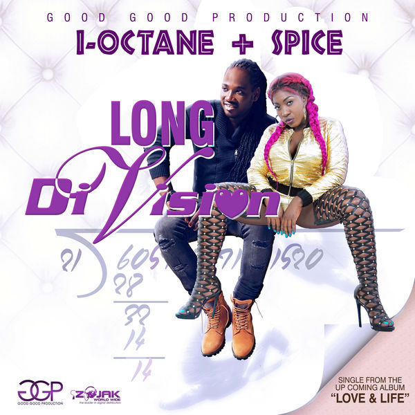 I-Octane & Spice – Long Division (2017) Single