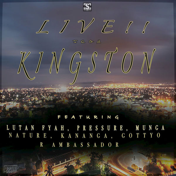 Live from Kingston [Stainless Music] (2017)