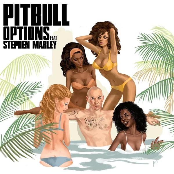 Pitbull feat. Stephen Marley – Options (2017) Single
