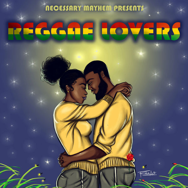 Reggae Lovers [Necessary Mayhem] (2017) Album