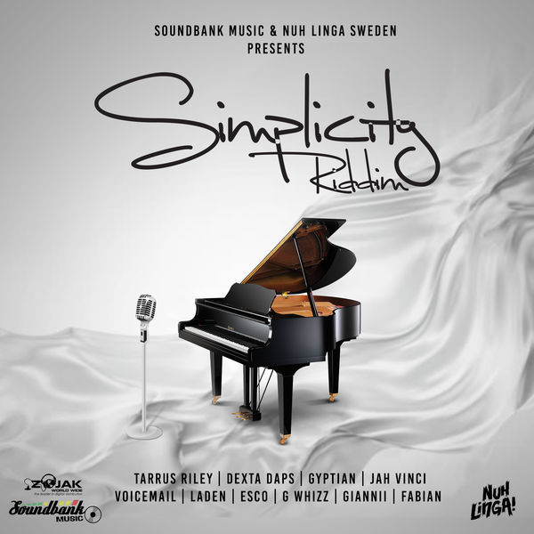 Simplicity Riddim [Soundbank Music / Nuh Linga Sweden] (2017)