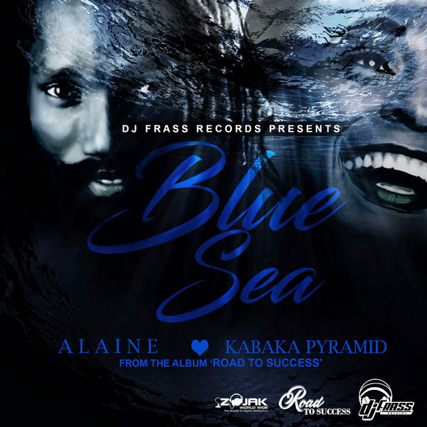 Alaine & Kabaka Pyramid – Blue Sea (2017) Single