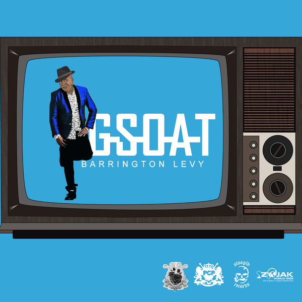 Barrington Levy – G.S.O.A.T. (2017) Single
