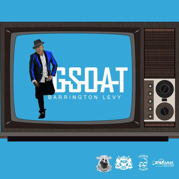 Barrington Levy – G.S.O.A.T. (2017) Single