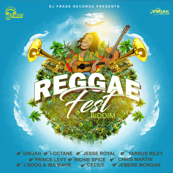 Reggae Fest Riddim [Dj Frass Records] (2017)