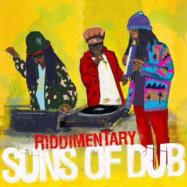 Riddimentary - Suns Of Dub Selects Greensleeves (2017) Album