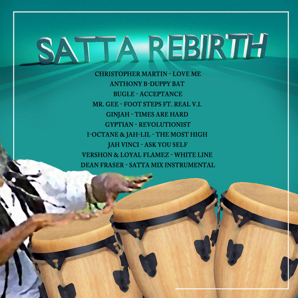 Satta Rebirth Riddim [Young Blood Records] (2017)