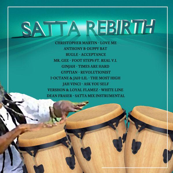 Satta Rebirth Riddim [Young Blood Records] (2017)