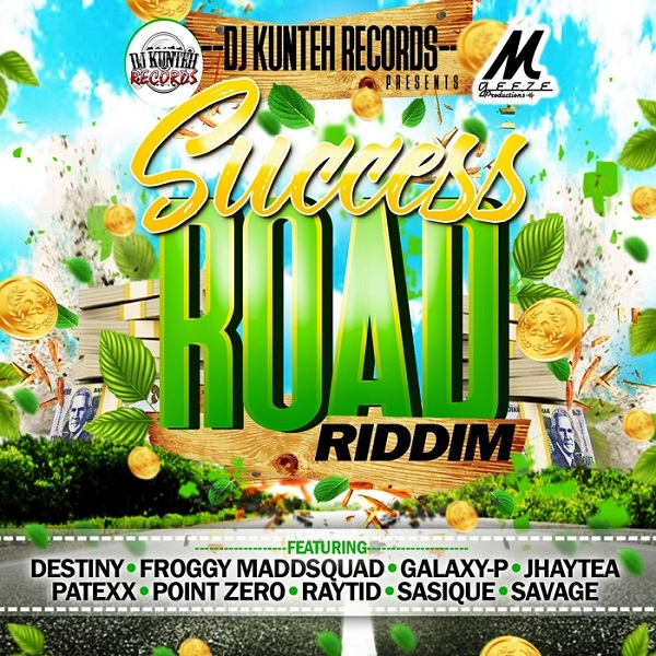 Success Road Riddim [Dj Kunteh Records] (2017)