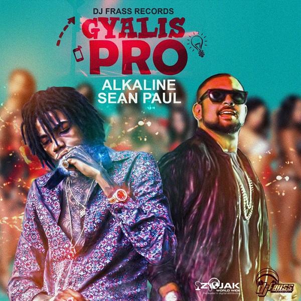 Alkaline feat. Sean Paul - Gyalis Pro (2017) Single
