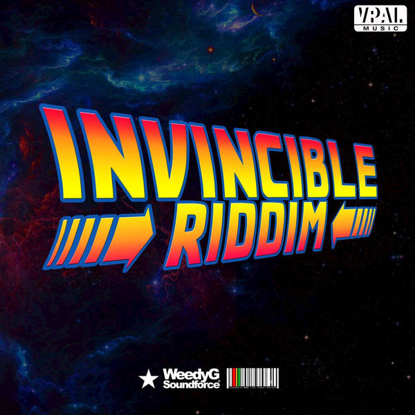 Invincible Riddim [Weedy G Soundforce] (2017)