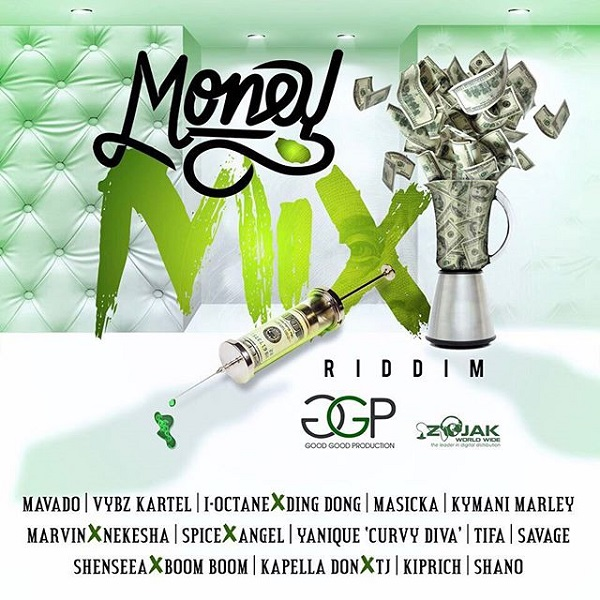 Money Mix Riddim [Good Good Production] (2017)