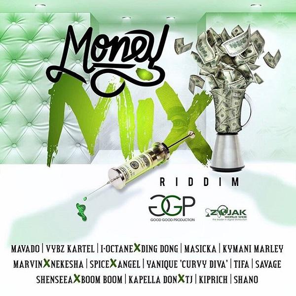 Money Mix Riddim [Good Good Production] (2017)