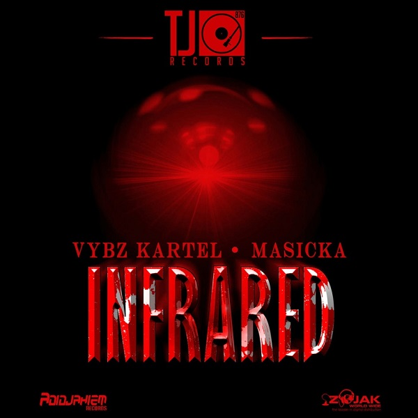 Vybz Kartel feat. Masicka – Infrared (2017) Single