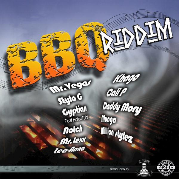BBQ Riddim [Adde Instrumentals] (2017)