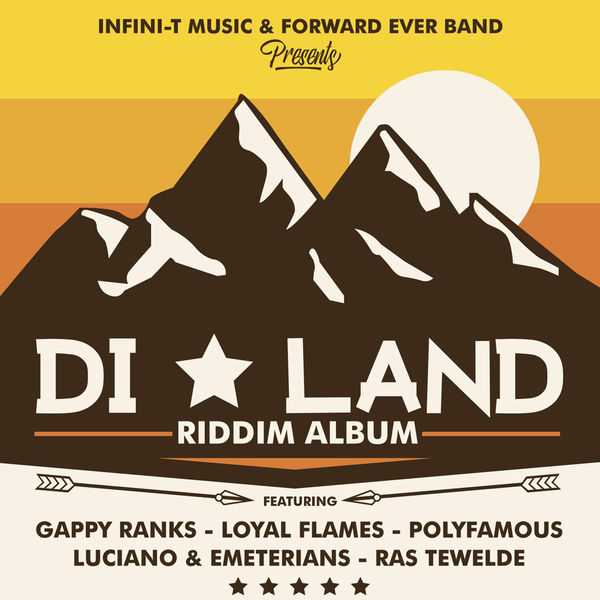 Di Land Riddim [Infini-T Music / Forward Ever Band] (2017)